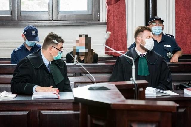 Natalia Z., dzieciobójczyni z Witkowa pod Sępólnem Krajeńskim, od początku nie przyznawała się do zabicia noworodka.