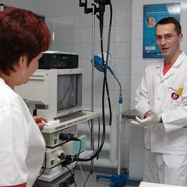 - Obiecana podwyżka jest dla nas satysfakcjonująca - mówi Marek Zubrzycki, szef Związku Zawodowego Lekarzy w Szpitalu Wojewódzkim w Przemyślu.