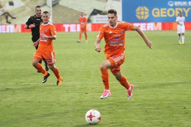 Bruk-Bet Termalica Nieciecza nie przegrała piątego meczu z rzędu