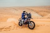 Maciej Giemza z ORLEN Team zajmuje 20. miejsce po siódmym etapie Rajdu Dakar [ZDJĘCIA]