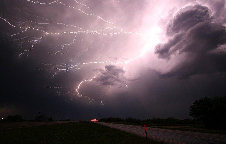 Gdzie jest burza? Radar burzowy online. Ostrzeżenie IMGW pierwszego stopnia przed burzami z gradem w woj. podlaskim [28.07.2020] | Gazeta Współczesna
