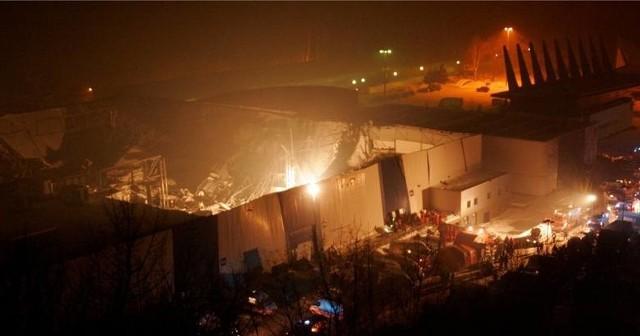 Katastrofa budowlana w hali Międzynarodowych Targów Katowickich w 2006 roku