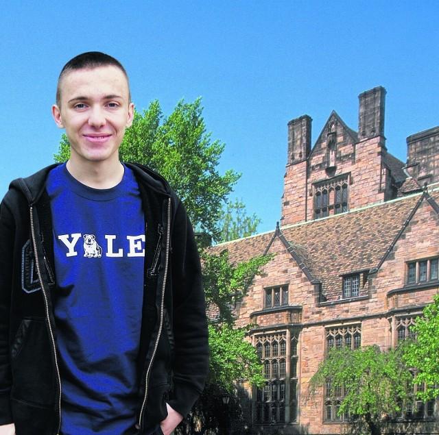 Borys jest jedynym Polakiem na pierwszym roku studiów jednej z najlepszych wyższych uczelni na świecie. Interesuje go przede wszystkim matematyka, fizyka i języki obce. Tęskni za rodziną, małopolskimi krajobrazami i oczywiście za polską kuchnią