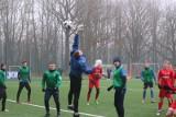 Andrespolia. Ciężkie treningi i remis z UKS SMS Łódź