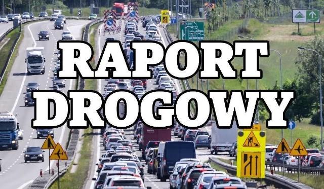 Raport z Pomorza: Korki, objazdy, utrudnienia na drogach, przebudowy, zmiany w komunikacji 21.05-27.05