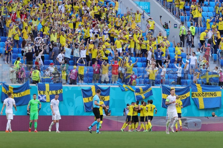 Kuriozalny początek Polaków! Szwecja strzela gola w 2. minucie (WIDEO)