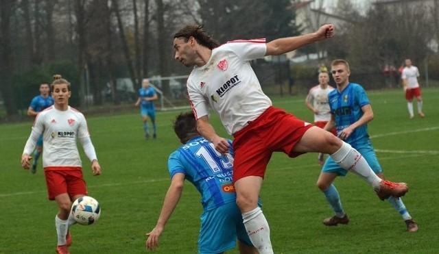 Walerij Sokolenko wywalczył z Wiązownicą awans do 3. ligi