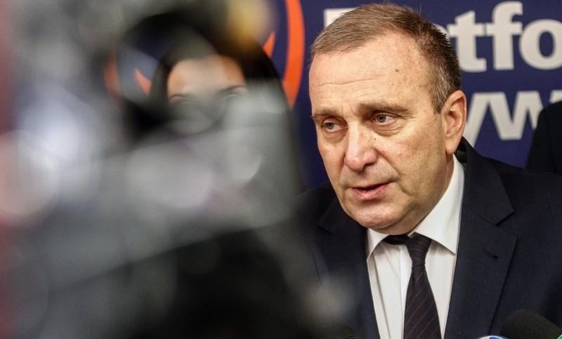 Grzegorz Schetyna na czele PO. Dostał 91% głosów. Będzie polityczne trzesięnie ziemi?
