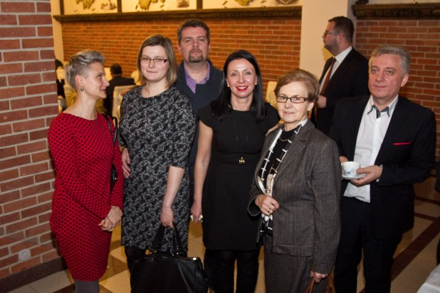W spotkaniu wspomnieniowym, którego inicjatorką była żona Daniela Czapiewskiego  udział wzięli rodzina, przyjaciele i znajomi