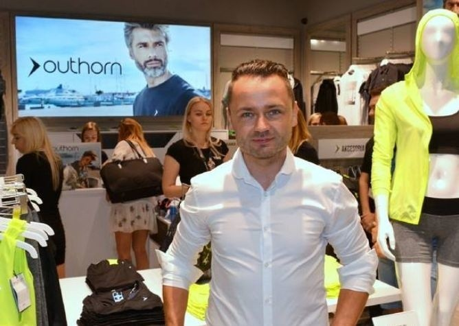 Igor Klaja, twórca marki 4F wrócił do Kielc! Dlaczego?