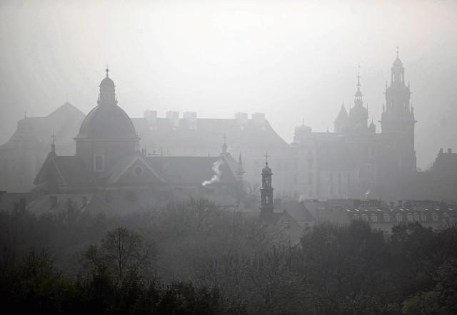 Kraków jest jednym z najbardziej zanieczyszczonych miast Europy