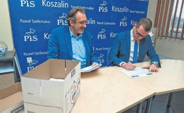 Wszystkie podpisy trafią do premier Beaty Szydło. Taką obietnicę złożył nam poseł Szefernaker. - Po pierwsze, każda inicjatywa, która angażuje do działania lokalną społeczność na rzecz rozwoju regionu, jest bardzo ważna - mówi polityk.
