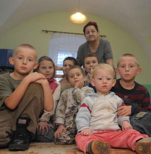 W ośrodku mieszka 11 dzieci w wieku od 2 do 11 lat. Dzięki Tobie mogą mieć niezapomniane święta.
