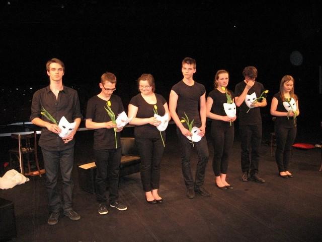 Młodzi aktorzy spisali się na medal!