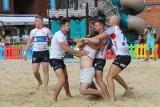 Beach rugby. Walczono o każdy centymetr piasku [ZDJĘCIA]