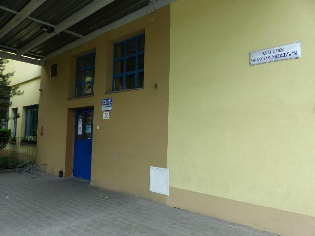 Tak wygląda izba wytrzeźwień w Krakowie