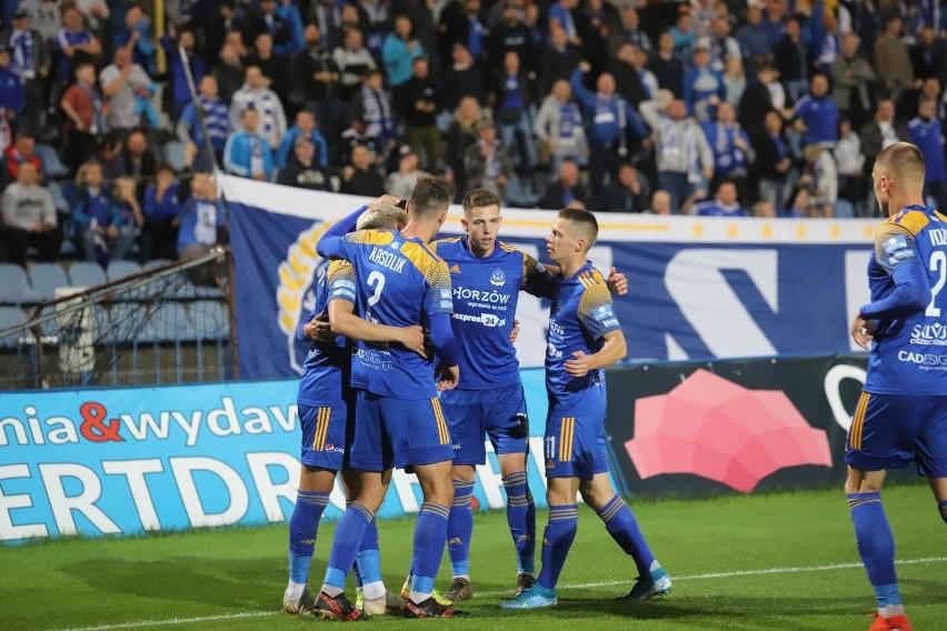 20.09.2020 r. w 9. kolejce III ligi Ruch pokonał Lechię Zielona Góra 4:0.