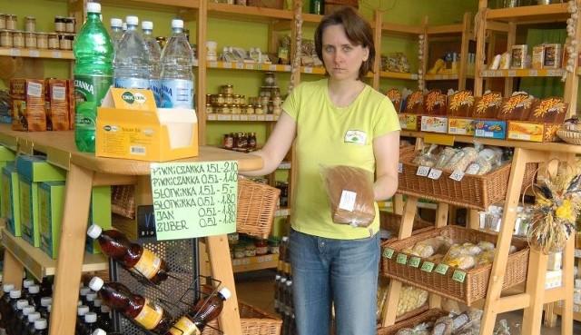 Co mieszkańcy Rzeszowa kupują w sklepach ze zdrową żywnościąW ekologicznym sklepie przy ul. Pułaskiego w Rzeszowie.