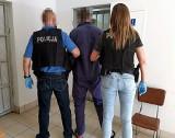 Bielsk Podlaski. 20-letni złodziej ukrył się przed mundurowymi w zbożu