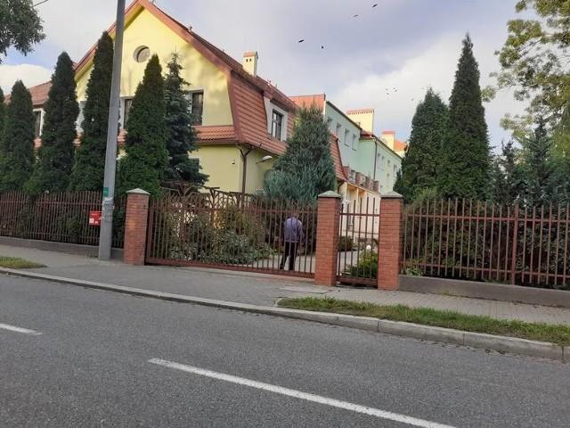 33 podopiecznych DPS-u przy ul. Parkowej w Grudziądzu ma koronawirusa