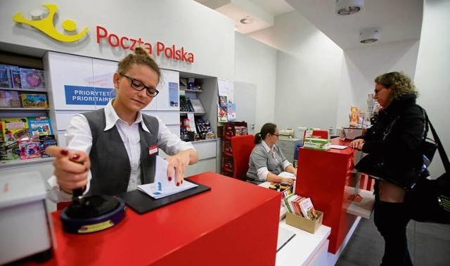 Klienci Poczty Polskiej korzystający z usług internetowych będą mogli liczyć na szybszą obsługę w blisko 400 placówkach pocztowych