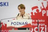 Jadwiga Emilewicz odchodzi z rządu. Co z obietnicami, które złożyła poznaniakom?