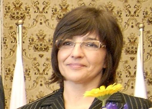 Dorota Kudaś, konsultant wojewódzkim w dziedzinie pielęgniarstwa ginekologicznego i położniczego.