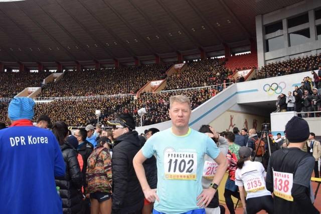 Profesor Zygmunt Waśkowski w ubiegłym roku ukończył maraton w północnokoreańskim Pjongjangu. Jego druga biegowa wizyta w Azji będzie natomiast związana z wyjątkową akcją charytatywną