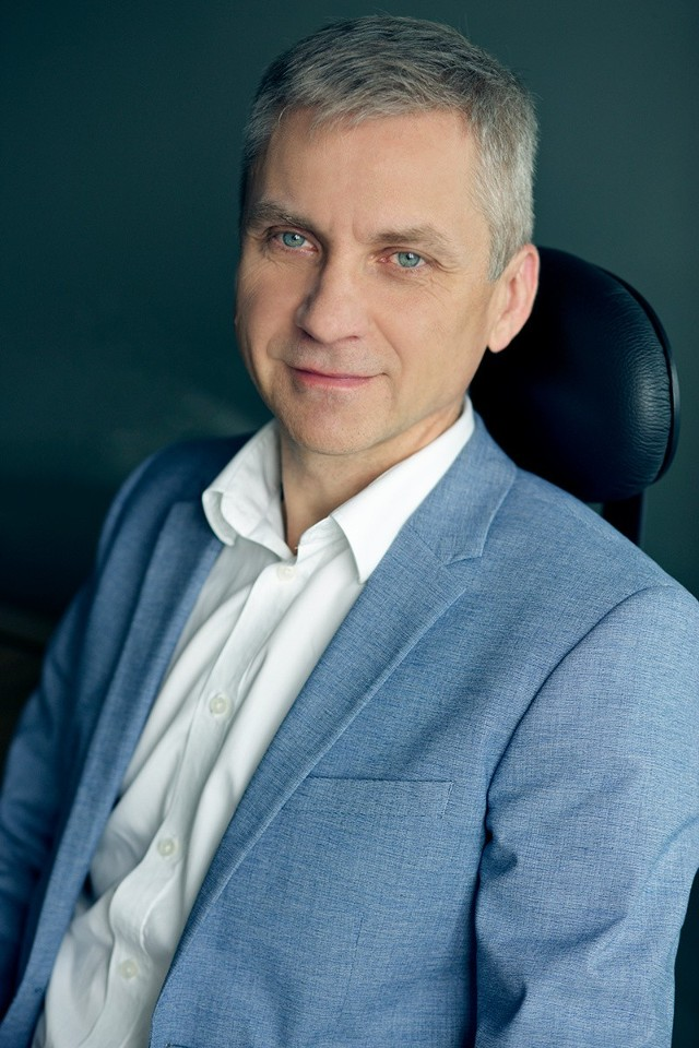 Zbigniew Łapiński, członka zarządu, dyrektor ds. zaopatrzenia logistyki i klientów kluczowych Anwim S.A., operatora sieci stacji paliw MOYA