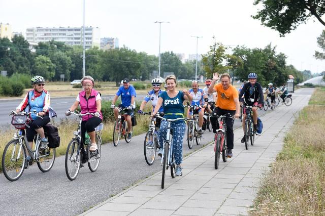 Cykliści z Torunia w rywalizacji o RSP zajmują 15 miejsce.
