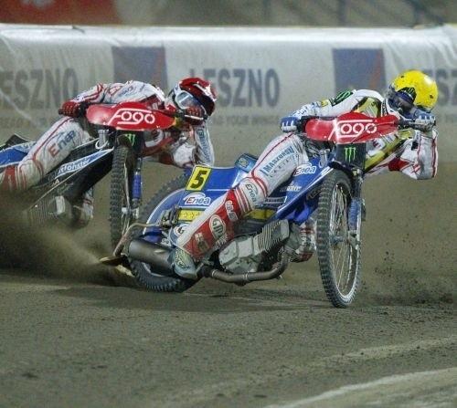 Jarosław Hampel nie tak dawno rywalizował z Tomaszem Gollobem w Grand Prix