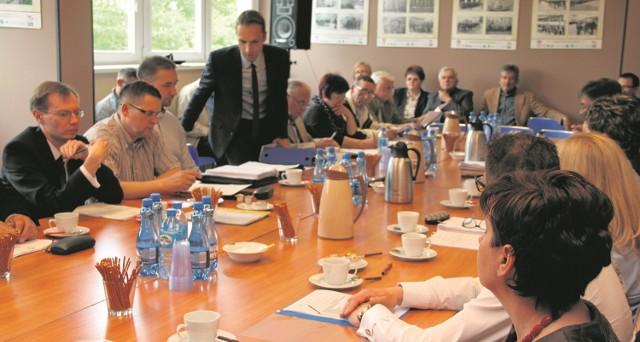 Rada Miejska w Gniewie zgodziła się, że nieprawidłowości musi pilnie zbadać komisja rewizyjna
