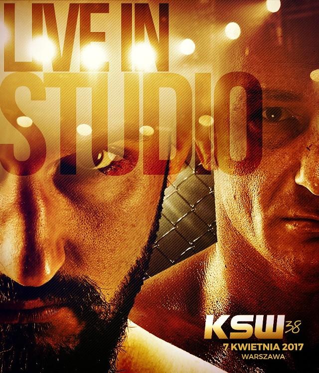 Gala KSW 38 poprzedzi największe wydarzenie roku w sportach walki, czyli galę KSW 39 Colosseum na Stadionie Narodowym w Warszawie