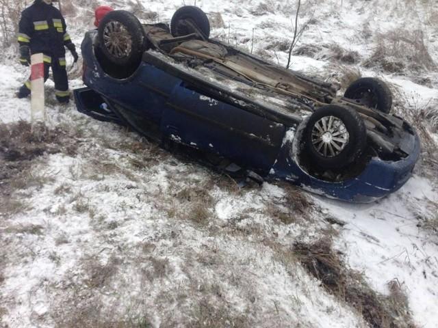 W poniedziałek, przed godz. 10, w miejscowości Markowszczyzna doszło do wypadku.