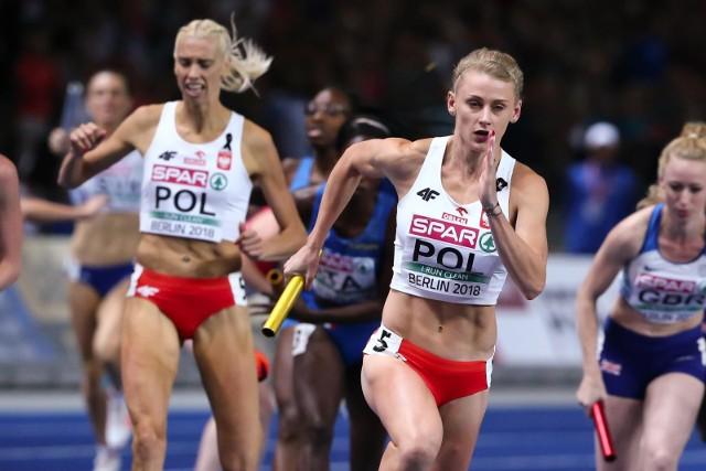 Patrycja Wyciszkiewicz-Zawadzka biegnie w życiu po medale, marzenia i rekordy, ale nie zapomina też przy tym o pozasportowych zobowiązaniach