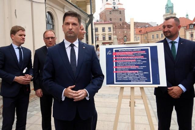 Kampania wyborcza lubelskiego PiS