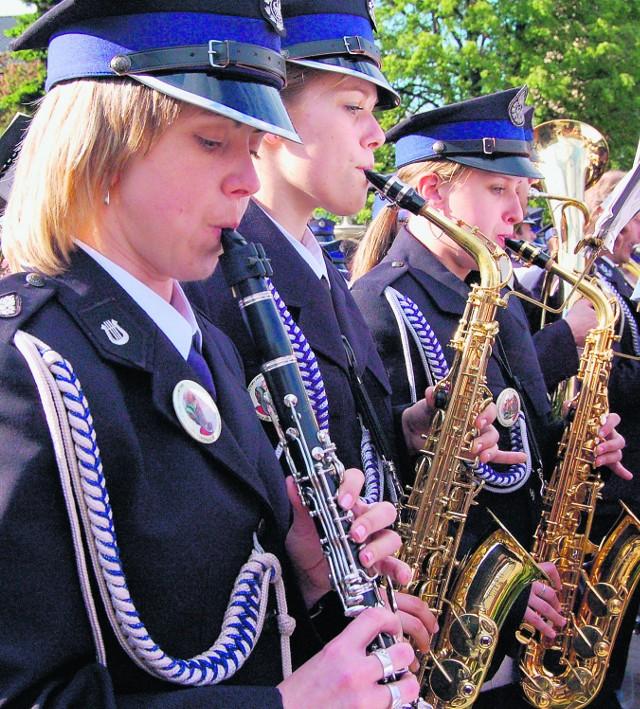 Koncert orkiestr dętych w hołdzie Janowi Pawłowi II to w Wadowicach już tradycja