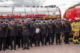 Mieszkańcy powiatu stargardzkiego są bezpieczni! Dzień Strażaka 2021 w Komendzie Powiatowej Państwowej Straży Pożarnej w Stargardzie