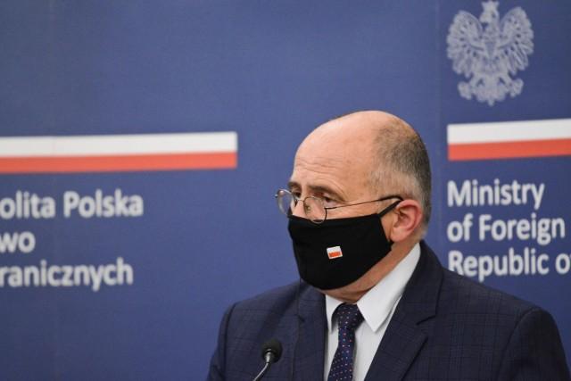 """Porozumienie w sprawie Nord Stream 2. Jest reakcja polskiego i ukraińskiego MSZ. """"Kryzys bezpieczeństwa i wiarygodności"""""""
