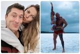Sportowcy świętują Walentynki. Jak obchodzili dzień zakochanych Lewandowski, Krychowiak i inni?