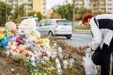 Po wypadku na rondzie Inowrocławskim: chodnik pamięta, jezdnia zapomniała