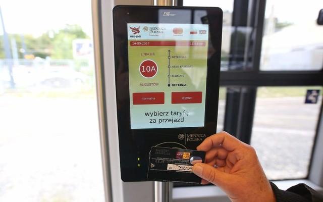 Open Payment System do września będzie testowany w tramwajach linii 10, a następnie zostanie sprawdzony na linii 11