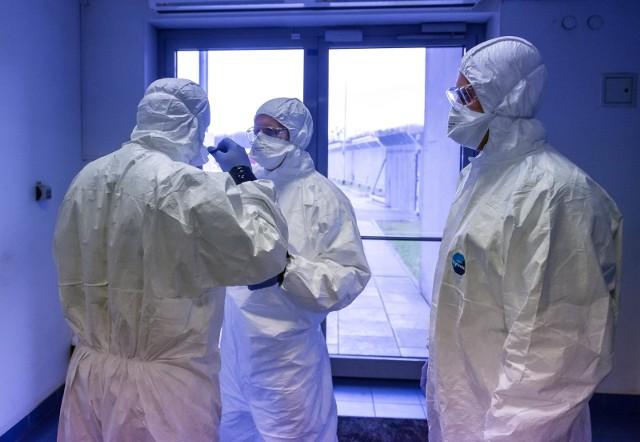 W woj. podlaskim mamy dwa kolejne przypadki zakażenia koronawirusem