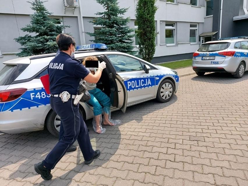 Pijana kobieta doprowadziła do zderzenia z busem. Miała 4...