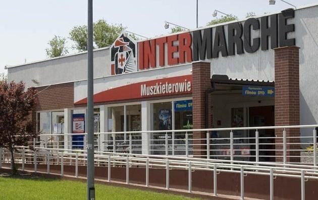 Intermarche ruszył z budową sklepu w UstceW Polsce jest ponad 180 sklepów sieci Intermarche.