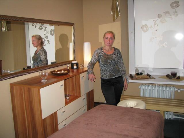 Chciałam stworzyć miejsce, w którym  klienci znajdą odprężenie, relaks i oderwą się od codzienności - mówi Anita Klepacka