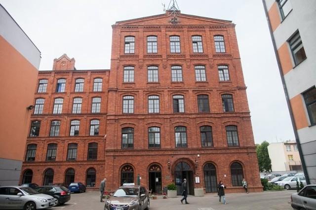Łódzkie biuro firmy Xerox ma siedzibę w budynku przy ul. Gdańskiej.