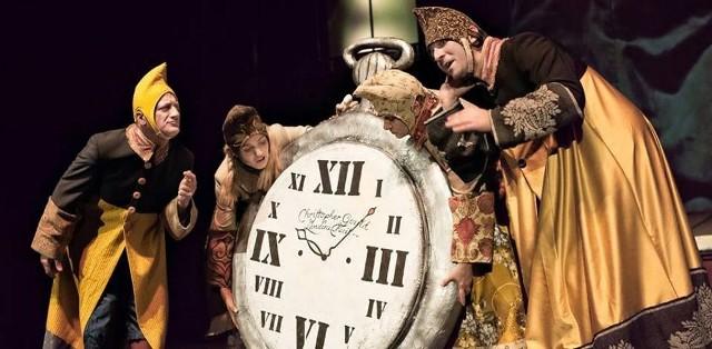 Spektakl przywiezie Bałtycki Teatr Dramatyczny z Koszalina.