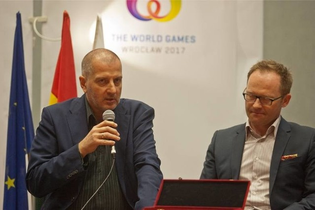 Wrocław starania o organizację The World Games 2017 rozpoczął w lutym 2011 roku.
