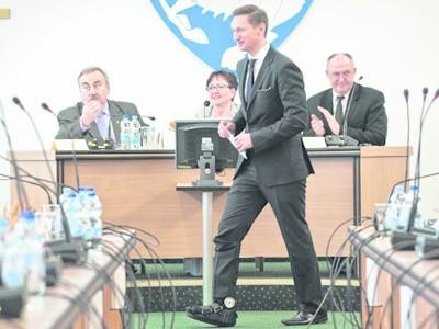 We wtorek w Koszalinie po raz pierwszy w tej kadencji samorządu zorganizowano sesję wyjazdową sejmiku. Było m. in. o drodze S-11.